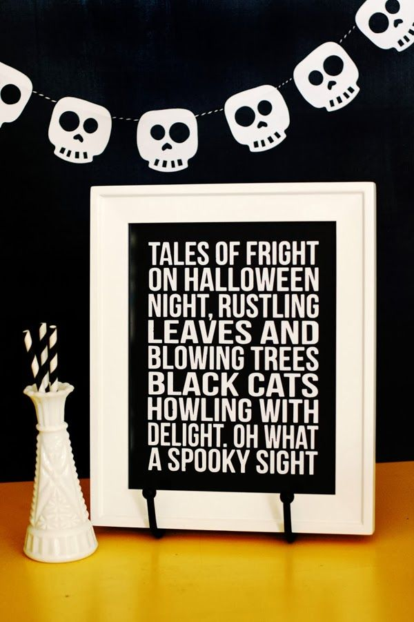 Tales of Fright Halloween Cut-out