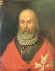 Philippe de Villiers de l'Isle-Adam, 44th Grand Master of the Order of St John, 1521-34. #OrderofMalta #SMOM