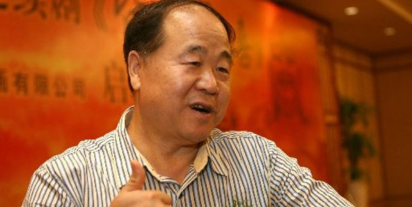 Nobel da Literatura entregue a Mo Yan em 2012