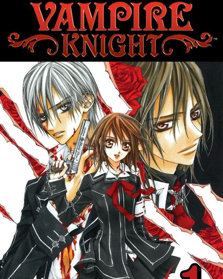 Pin by Anime Queen (Autumn Jade Grave on Vampire Knight
