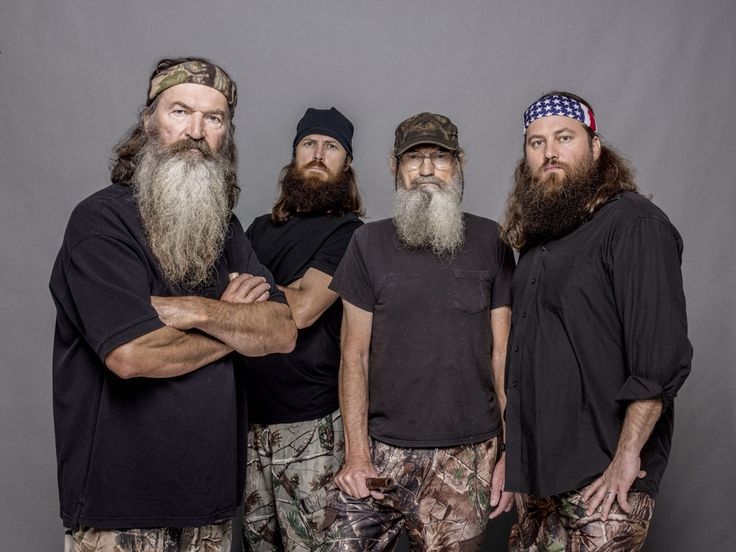 duck dynasty phil robertson jase robertson uncle si robertson willie robertson - Jase Robertson Halloween Costume