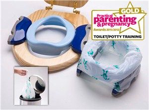 Practical Parenting & Pregnancy magazine Awards 2011/2012 toilet/potty training product - Page 2 - Best Buys -MadeForMums