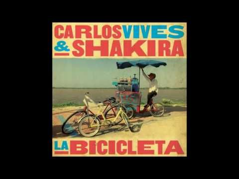 Caros Vives, Shakira - La bicicleta