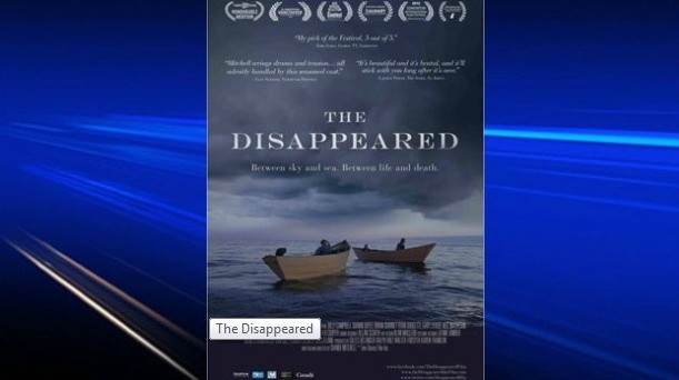 "A made-in-the-Maritimes movie opens on the big screen April 19, 2013. Writer/director Shandi Mitchell and her cast and crew filmed ""The Disappeared"" entirely on the waters off Lunenburg, Nova Scotia. Click the link to learn more.  http://atlantic.ctvnews.ca/ctv-news-at-5/section-6-blog/a-made-in-the-maritimes-movie-1.1245714"