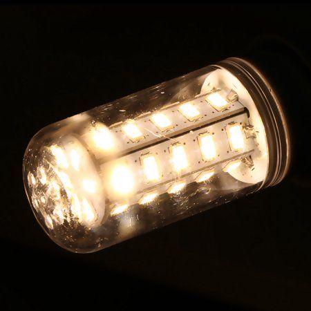 Transparent Cover G9 Led Power Lamp 5pcs Corn Light 110v 36 Leds Chandelier Candle Light Energy Saving Household Candle Chandelier Lamp Energy Saving Lighting