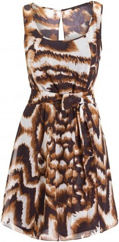 Vestido Regata Est. Bicho Manchado Nel (3001711) - Fashion Social Discover Platform - Fashion.me