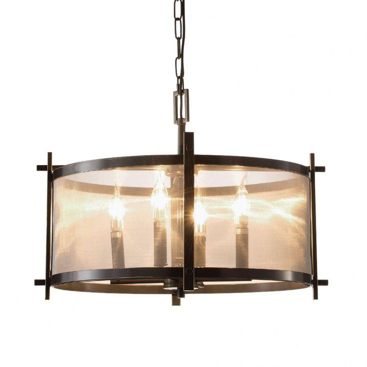 Marconi 4 Light Pendant