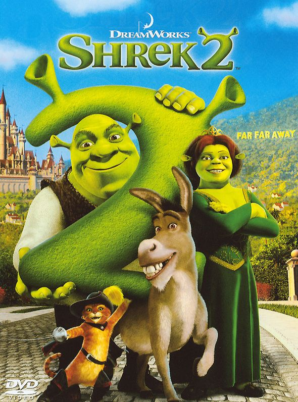 Shrek 2 | Shrek 2: Stasera su Italia Uno alle 21,10 - Televisionare.com: News e ...