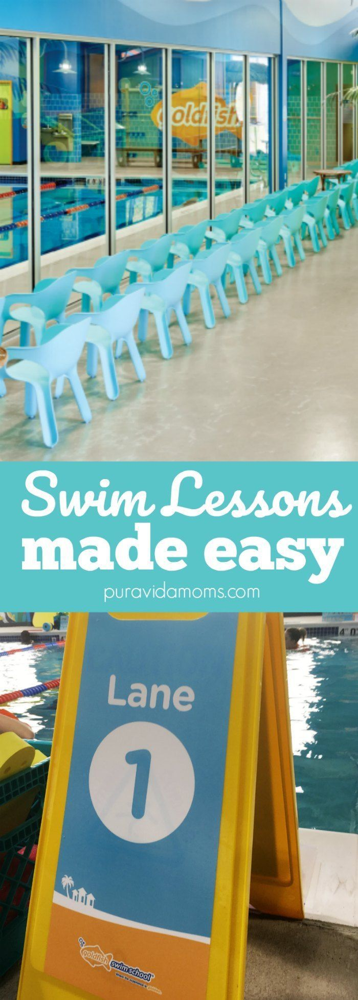 Getting young children ready for swim lessons can feel like a marathon. 5 tips to simplify the process so everyone can have fun during swim lessons!