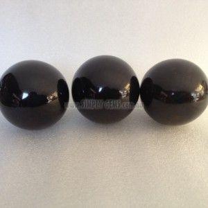 Black Onxy Sphere 4cm