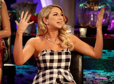 Stassi Schroeder Opens Up About Suicidal Tweet And Slams Vanderpump Rules Producers!