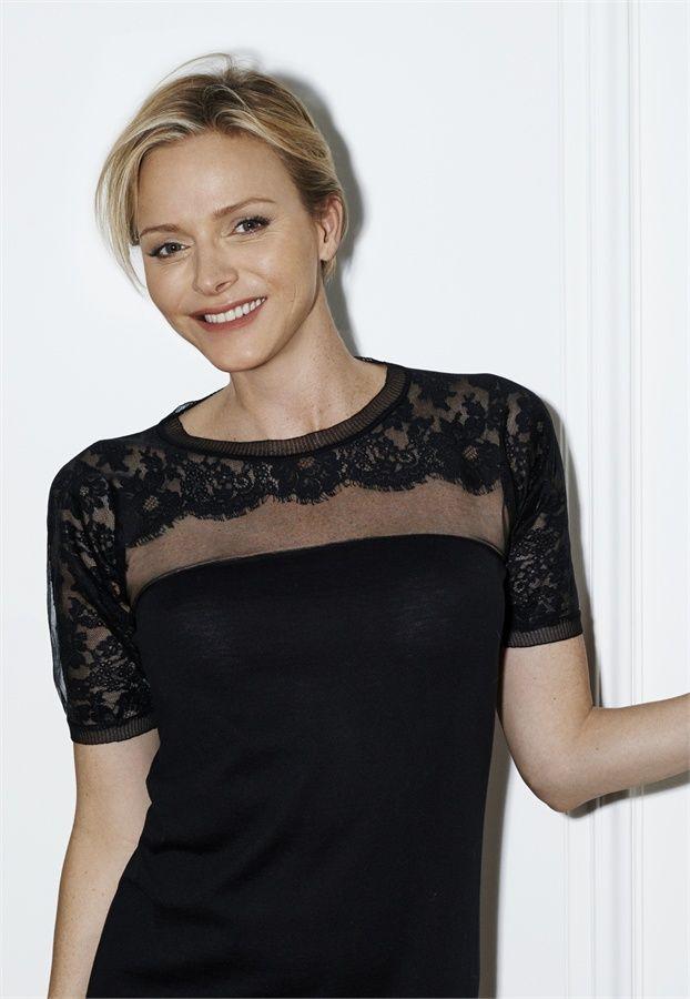 Charlene di Monaco: «Solo noi due» - VanityFair.it
