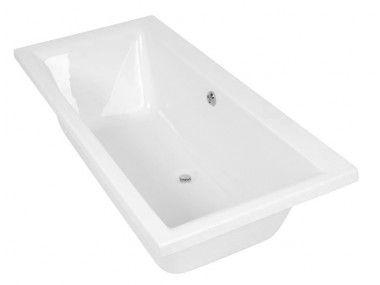 White Elite Bath