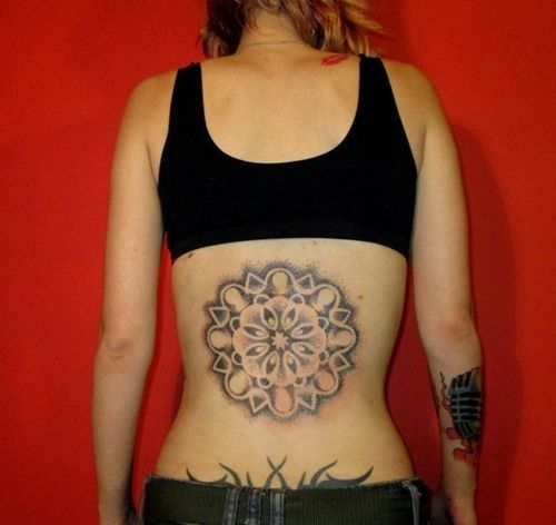 25 Amazing Mandala Tattoo Designs (22)