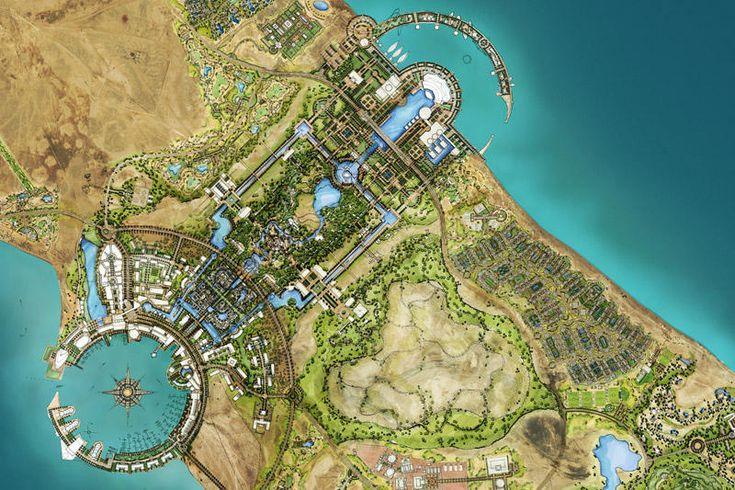 Failaka Island // land planning // GCH geyer coburn hutchins