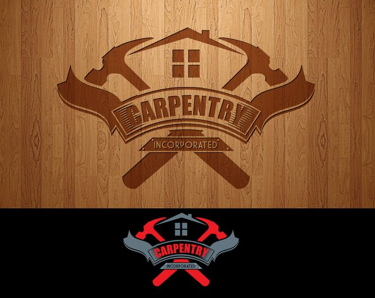 Logo Design Contests » Creative Logo Design for Carpentry inc ...