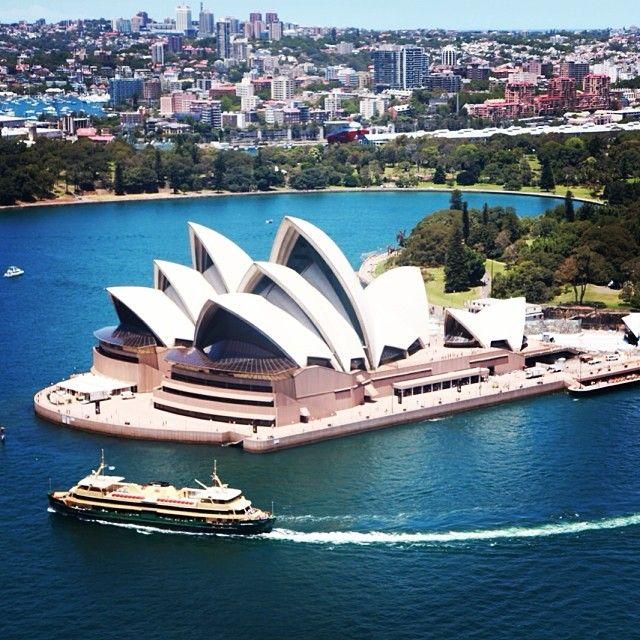 [ @ ] tuulavintage Amazing views from the top of the Sydney Harbour Bridge @Bridg Earwood Climb @Sydney Martin Australia #ilovesydney