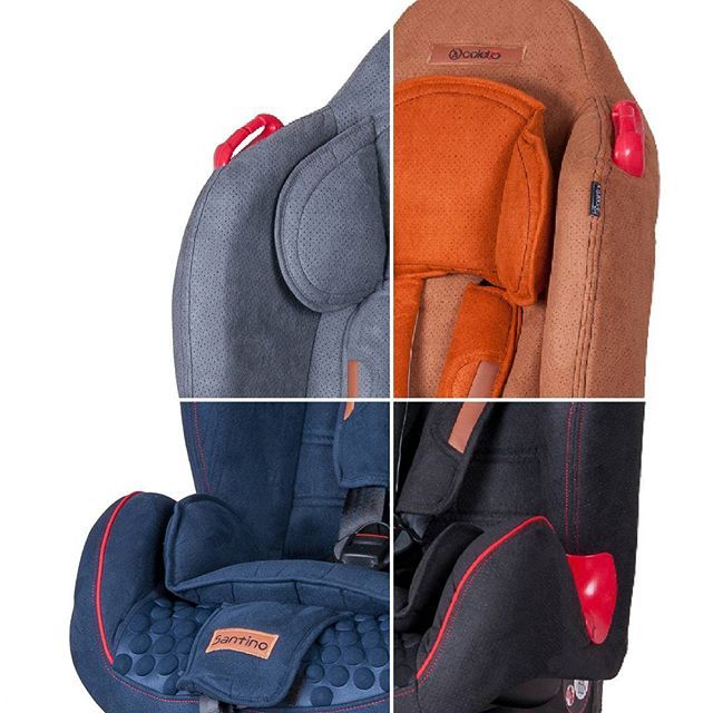 Which color would you pick? #Grey #Ginger #Navy #Black ? We have it all! Go to our website for more pics and info about our New colors of beloved #SantinoByColetto  #coletto #carseat #foteliksamochodowy #santino #wybralamcoletto #colors #newcollection
