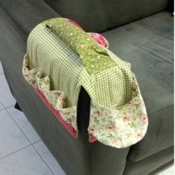 JENNY'S ARMCHAIR CADDY pattern