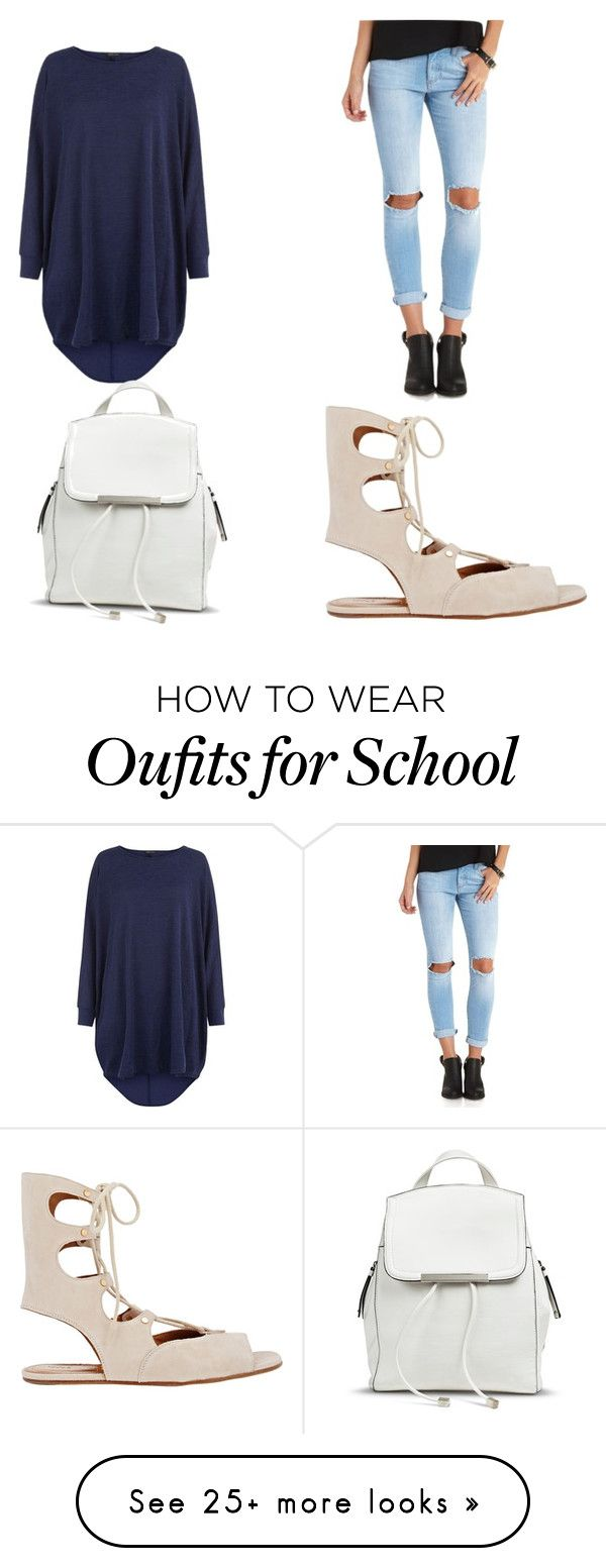 """School best dressed"" by alcibarje on Polyvore featuring Chloé, Mossimo, Cello, women's clothing, women's fashion, women, female, woman, misses and juniors"
