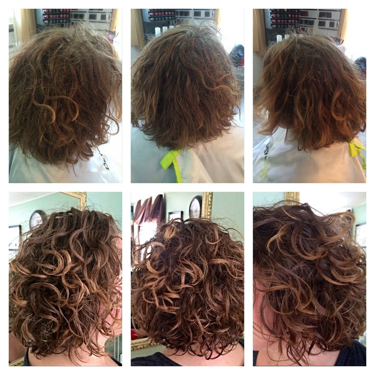 deva haircut for curly hair before amp after deva curl cut with subtle highlights amp deva 5103
