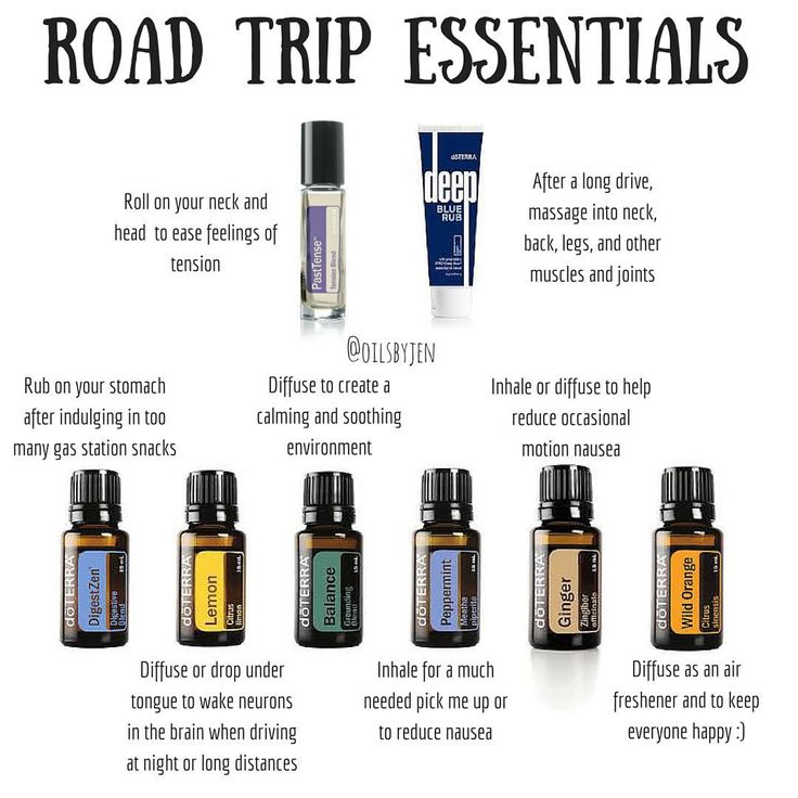 how to use my doterra essential oils