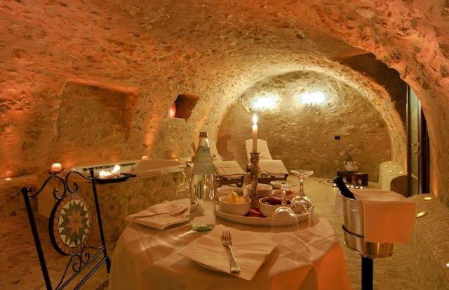 #cena #romantica, ecco un'idea alternativa per passare una bella serata a @Villa Nicolli Romantic Resort di #rivadelgarda!
