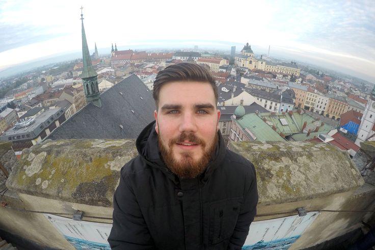 """""""La vida #Erasmus en Olomouc nunca es aburrida"""". Sergio Ferrer, estudiante de 4º del #Grado en #Magisterio + #CAFD envía esta foto desde su estancia #internacional en la #RepúblicaCheca. #AlumnosUCV #FuturoUCV #UCVporlemundo"""