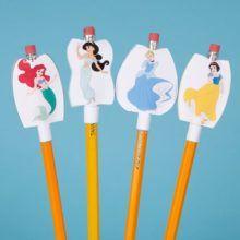 Les décorations de crayon Princesses