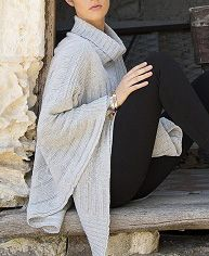 Brave And True Cabin Knit - marle