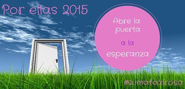 Concierto Por ellas 2015 - A favor de la lucha contra el cáncer de mama