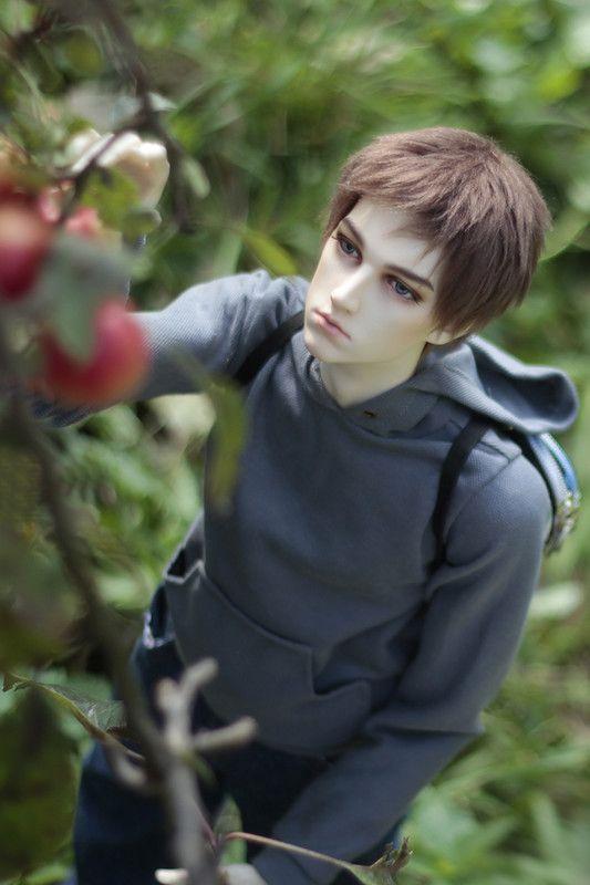 Райские яблочки — BJD (шарнирные куклы)