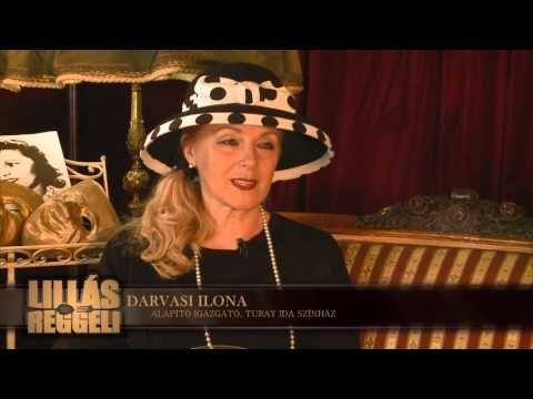 Lillásreggeli vendég: Darvasi Ilona