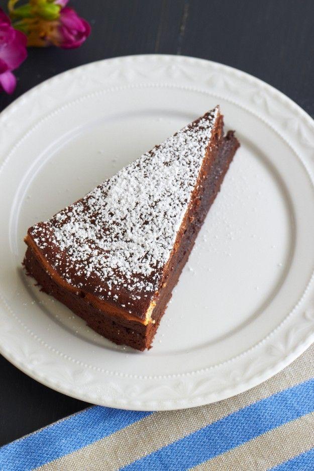 das Rezept nach dem alle Fragen – Brownie-Käsekuchen