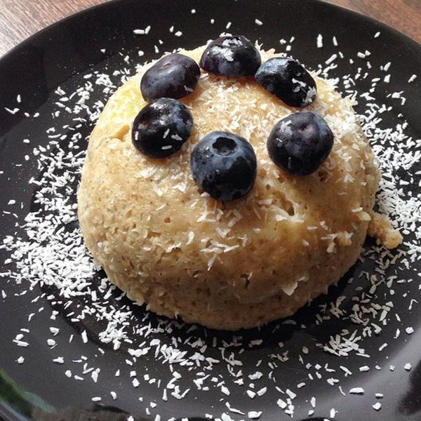 Bowlcake ananas/coco sans FB
