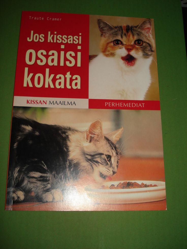 Kissan ruokaohjekirja 1€