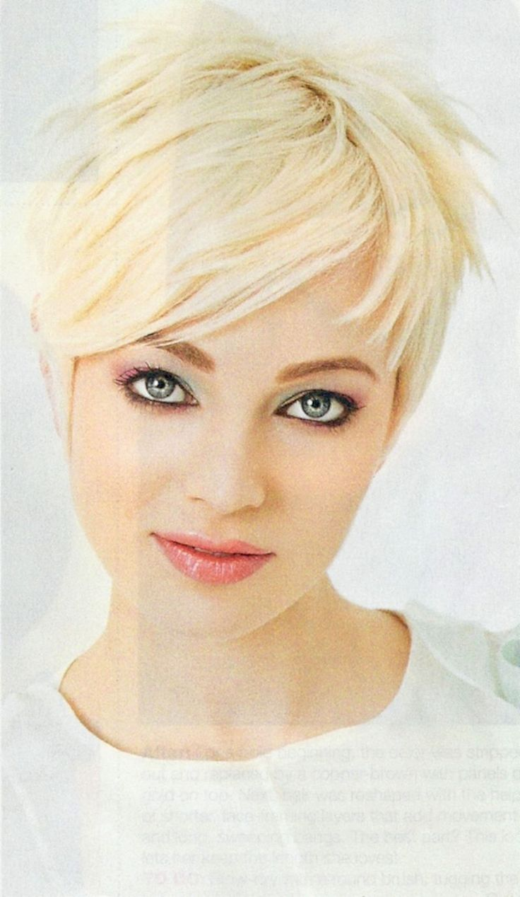 107 best hairstyles images on pinterest | hairstyles, short hair