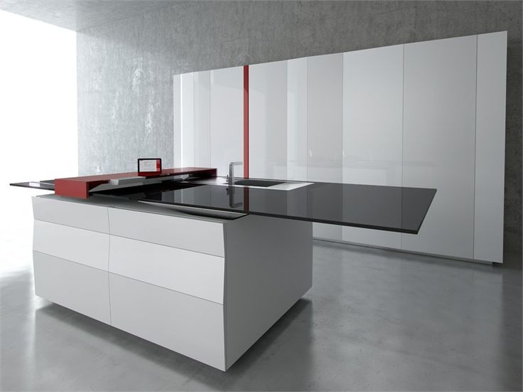 Kitchen Design Trends With New High Technology By Toncelli