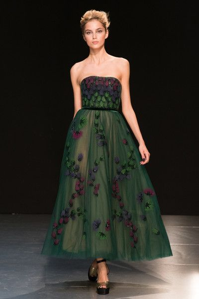 Georges Chakra Couture, Fall 2017 - Every Must-See Dress From Paris Couture Week - Photos