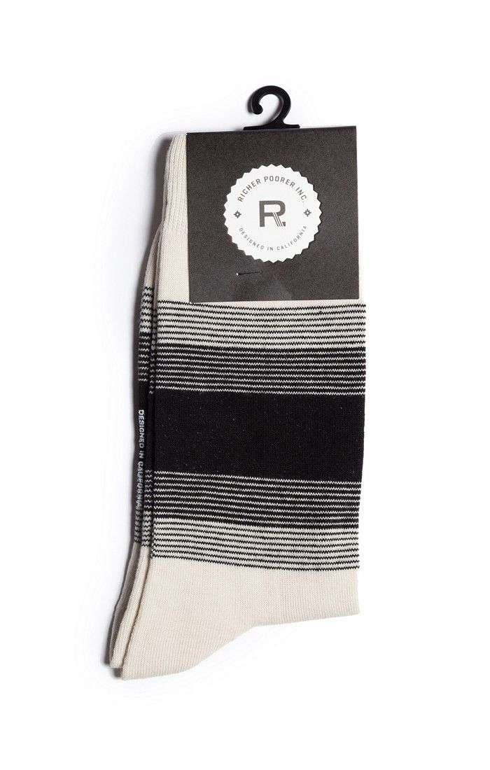 Lifetime Collective / Accessories / Richer Poorer Hombre Sock