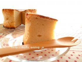 「ふんわりアーモンドケーキ」kufu   お菓子・パンのレシピや作り方【corecle*コレクル】