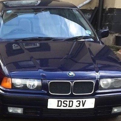 eBay: E36 BMW 318 i 1995 55000 MILES