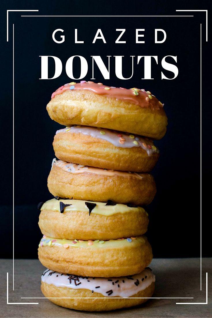 Glazed Donuts www.pastry-workshop.com