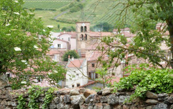 Boudes, charmant petit village d'Auvergne