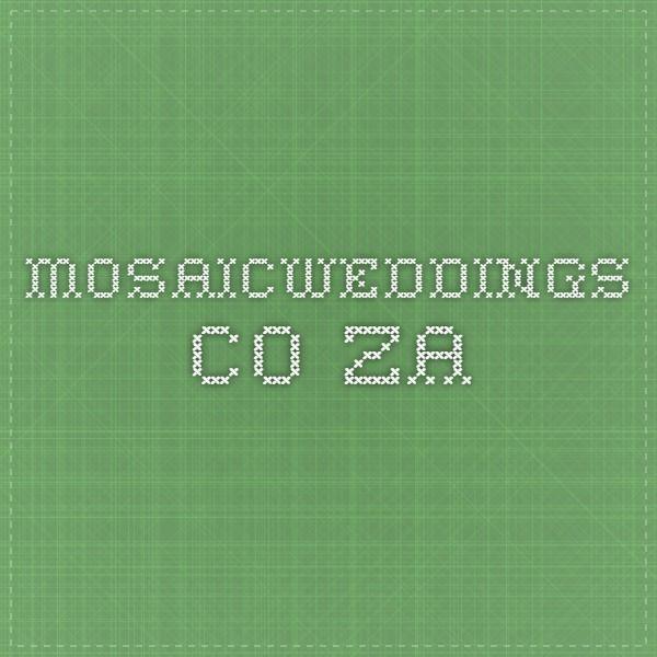 mosaicweddings.co.za