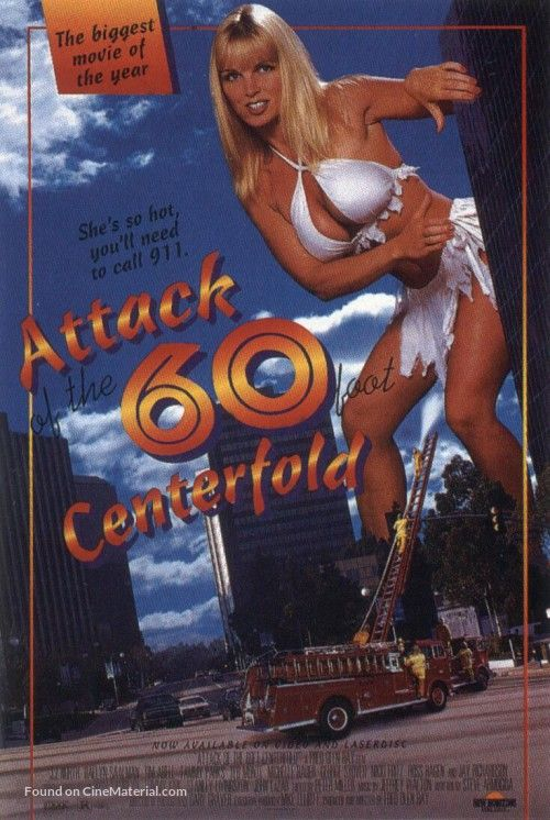 Attack+of+the+60+Foot+Centerfolds+movie+poster