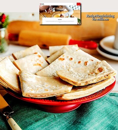 A recipe for Norwegian filled lefse found onmills.no Lefser is Norwegian traditional food at its best, and in the past, every grandmother had her own recipe. If you have never made lefse before, t…