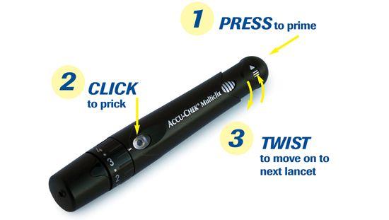 Accu-Chek Aviva Nano Blood Glucose Meter System