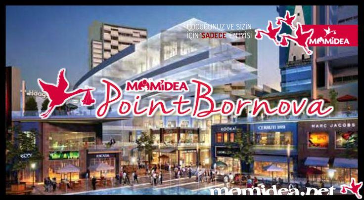 "Çocuğunuz ve sizin için ""sadece"" en iyisi MOMIDEA şimdi de İzmir Point Bornova'da.. #momidea #eniyisi #pointbornova #izmir #flagshipstore #hotmilklingerie #mambinoorganics #9fashion www.momidea.net"