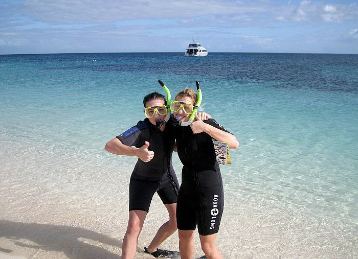 Michaelmas Cay Cruise, Great Barrier Reef Day Trip - Seastar Cruises